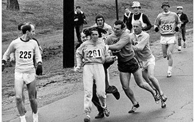 Las gestas de KATHRINE SWITZER y Roberta GIBB en la Maratón de Boston