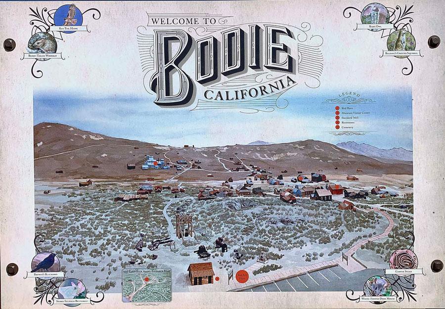 Bodie-California