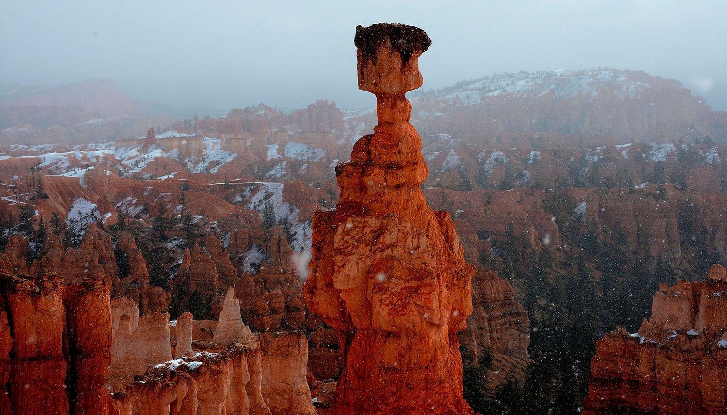 Bryce-Canyon