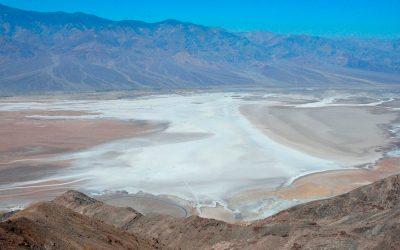 7 paisajes de otro planeta en Death Valley