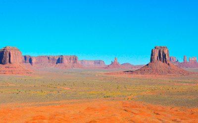 Monument Valley, el corazón de la Nación Navajo
