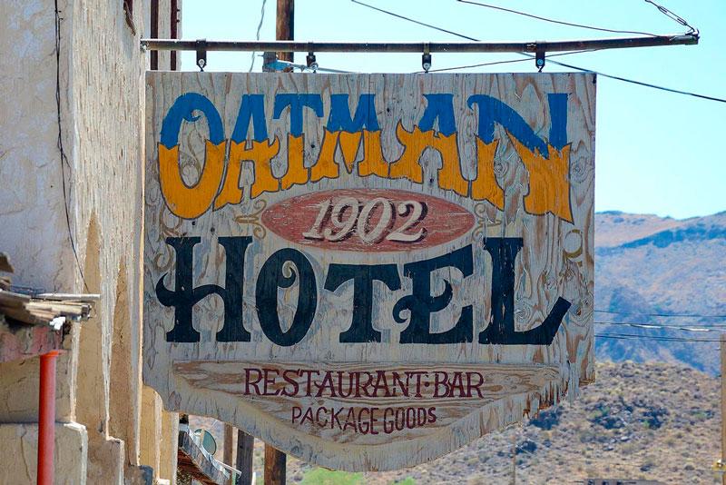 Hotel Oatman