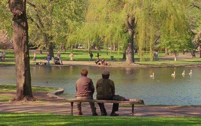Ciudades de cine: Boston. El indomable Will Hunting