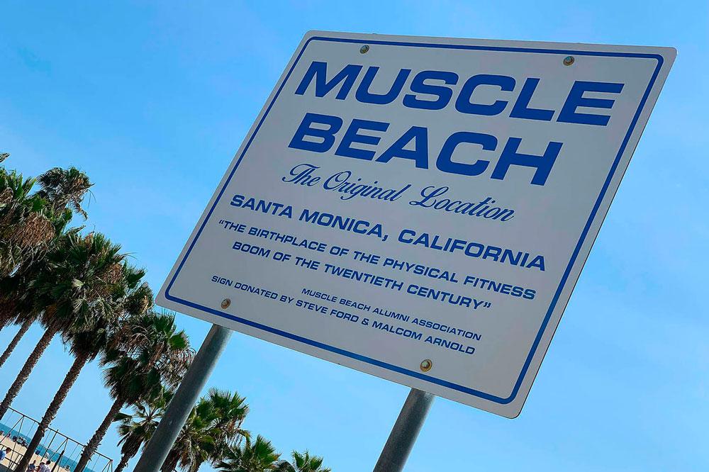 Santa-Monica-Muscle-Beach