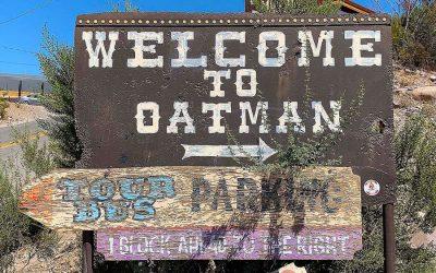 Ruta 66 en Arizona: Oatman, algo más que burros salvajes