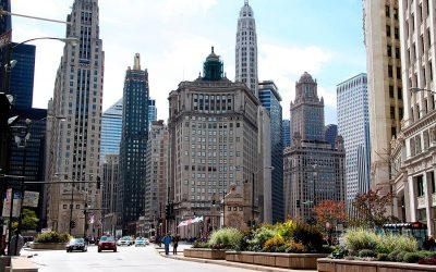 La Magnificent Mile, en Chicago